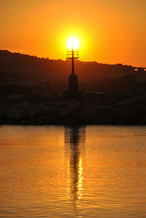 Lighthouse by Azzurra Di Pietro