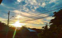 Sunset by Ketlen Viter