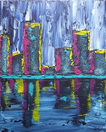 Cracked Skyline by art-gallery-bendorf