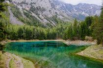 Der Grüne See von Thomas Matzl