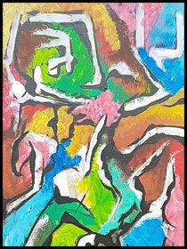 Sliced Horse 1 von David Joisten