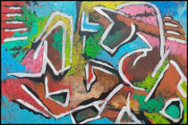 Sliced Horse 3 von David Joisten