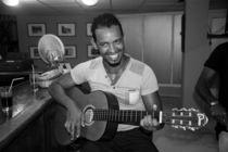 Cuban Guitarist  von Rob Hawkins
