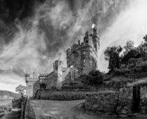 Burg Sooneck (4sw) by Erhard Hess