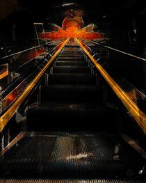 Upward stair by hakum