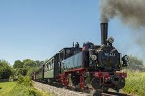 Mallet-Lokomotive 99633 | Öchsle-Bahn von Thomas Keller