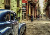 Havana oil  von Rob Hawkins
