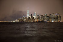 Manhattan Skyline by Jean-Marc Papi
