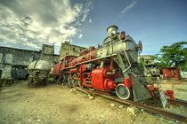 Havana Steam  von Rob Hawkins