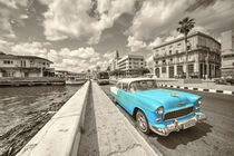 Blue Havana  by Rob Hawkins