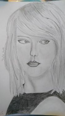Taylor Swift by Isabella Gore