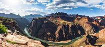 Grand Canyon Panorama by Klaus Tetzner