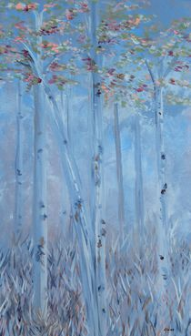 Trees Tall and Lovely von eloiseart