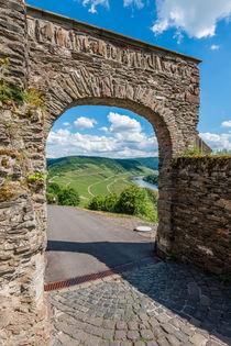 Marienburg - Tor zur Mosel 88 by Erhard Hess