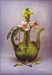 Grüne Kanne von Ingolf Preu