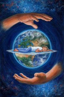 In His hands  von Galyna Schaefer