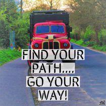 Find Your Path, Go Your Way! von Vincent J. Newman