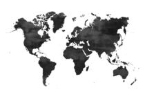 WORLD MAP von nordik