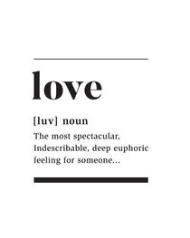 LOVE definition by nordik