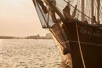 "Segelschiff ""Thalassa"" von sven-fuchs-fotografie"
