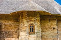 Window and piece of sky by Enache Armand Iustinian