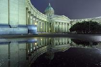 Kasaner Kathedrale St. Petersburg by Patrick Lohmüller