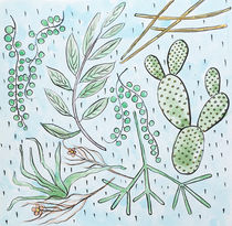 Plants von Jiahui Ho