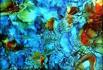 Blue Spirit von Werner Winkler
