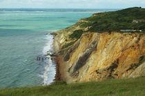 Alum Bay, Isle of Wight 1 von Sabine Radtke