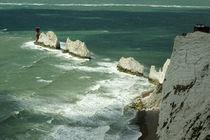 The Needles, Isle of Wight von Sabine Radtke