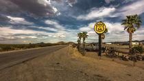 Route 66 - I am Legend von Klaus Tetzner