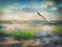 Morning Sea Freshness by Elena Oglezneva