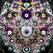 Fraktale Fantasie by Petra Dreiling-Schewe