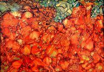Orange Epos by Werner Winkler