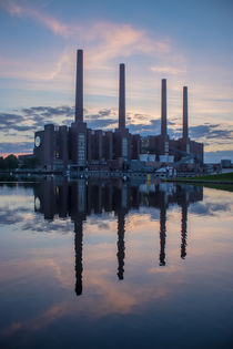 Das doppelte Kraftwerk Wolfsburg von Jens L. Heinrich