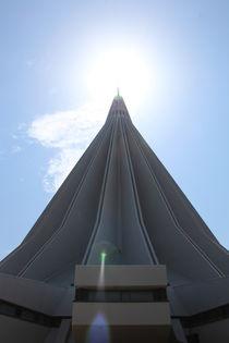 Santuario della Madonna delle Lacrime in Syrakus auf Sizilien by Verena Geyer
