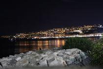 Neapel bei Nacht by Verena Geyer