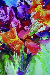 Blumenrausch von Sonja Jannichsen