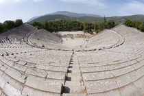 Epidaurus by Frauke Scholz
