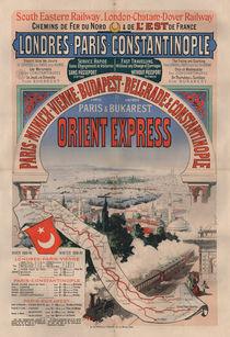 Orient Express, 1888 von retours