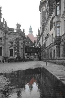 Dresden_11 - Schloß und Hofkirche von André Schuckert