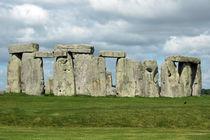 Stonehenge 1 von Sabine Radtke