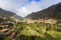 Valle Gran Rey, La Gomera von Jörg Sobottka