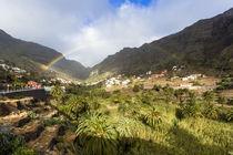 Valle Gran Rey, La Gomera by Jörg Sobottka