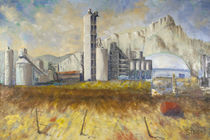 The Cement Plant by Gene Stirm