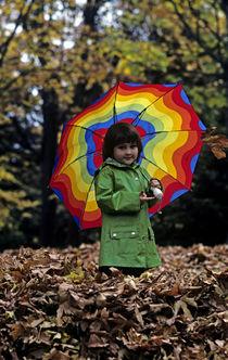 Autumn Rain by Jim Corwin