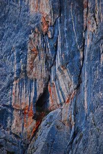 'Felswand... 2' von loewenherz-artwork