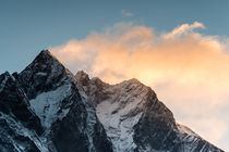 Lhotse-Gipfel von Florian Westermann