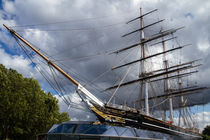 The Cutty Sark by Wayne Molyneux