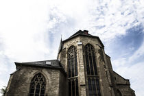 Citykirche by Petra Dreiling-Schewe